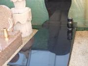 Lucrare funerare din granit. Model: MS-01