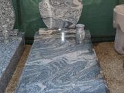 Lucrare funerare din granit. Model: MS-02