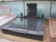 Lucrare funerare din granit model MF-06