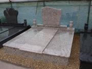 Lucrare funerare din granit model MF-07