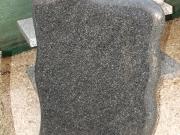 Monument funerar din granit. Model: M-14