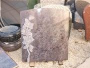 Monument funerar din granit. Model: M-09