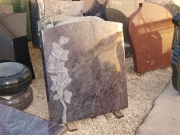 Monument funerar din granit. Model: M-08