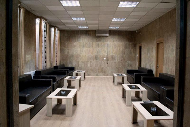 Sala priveghi Casa Funerara Calea Sagului