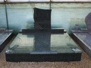Lucrare funerare din granit model MF-02