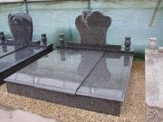 Lucrare funerare din granit model MF-08