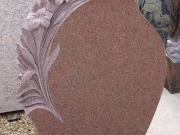 Monument funerar din granit. Model: M-04
