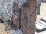 Monument funerar din granit. Model: M-03